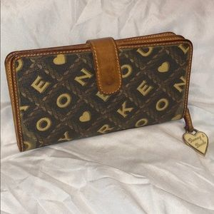 Authentic DOONEY & BOURKE wallet